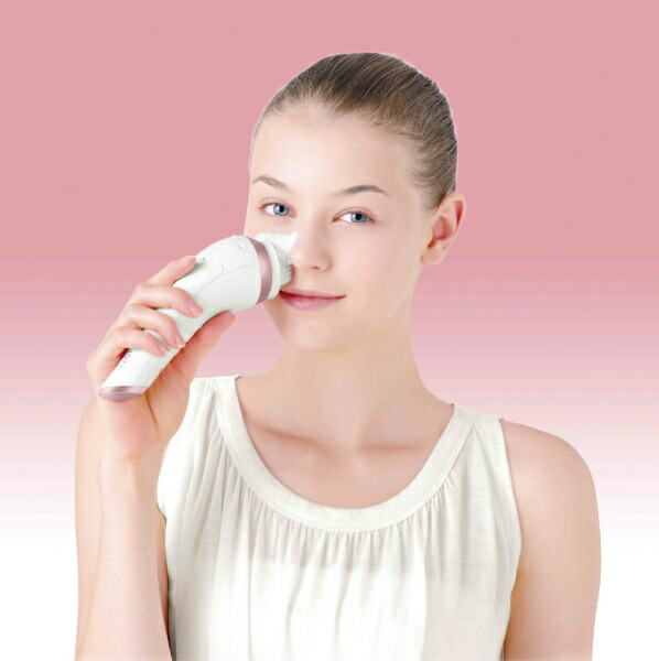 パナソニックPanasonicEH-SC67-P洗顔美容器国内・海外兼用AC100-240V濃密泡エステピンク調[EHSC67P]【ribi_rb】