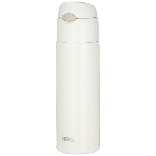 サーモスTHERMOS真空断熱ストローボトル550mlクリームホワイトFHL-551-CRW[FHL551CRW]