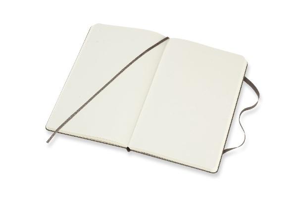 MOLESKINEモレスキンカラーノートノートブックハードカバープレーン(無地)アースブラウンLarge
