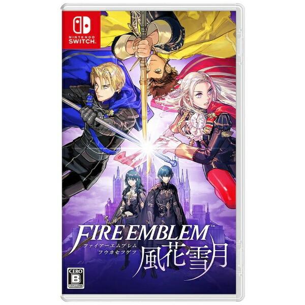 任天堂Nintendoファイアーエムブレム風花雪月通常版【Switch】【代金引換配送不可】