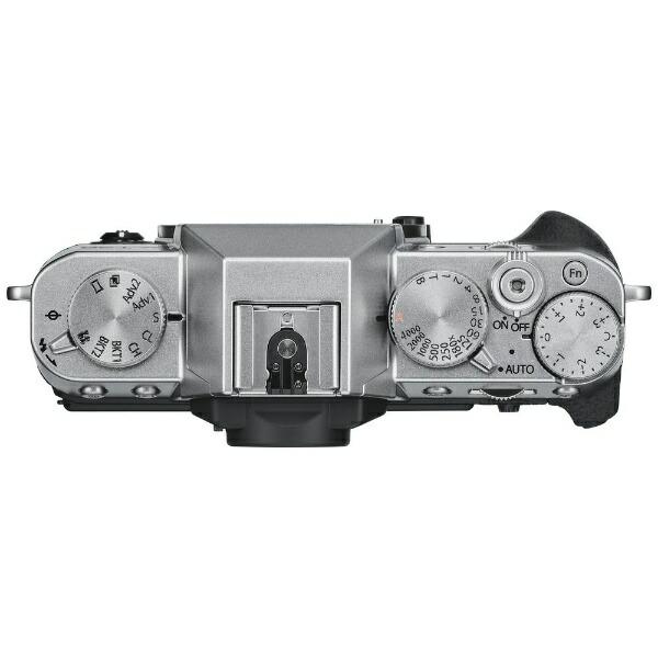 富士フイルムFUJIFILMX-T30-Sミラーレス一眼カメラXF18-55mmレンズキットシルバー[ズームレンズ][FXT30LKS]