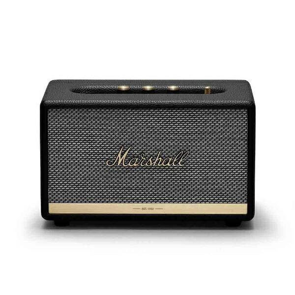 MarshallマーシャルブルートゥーススピーカーACTONBTIIBLACKブラック[Bluetooth対応][マーシャルスピーカーZMS1001900]