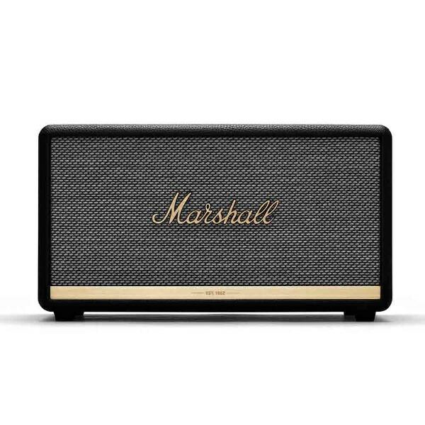 MarshallマーシャルブルートゥーススピーカーSTANMOREBTIIBLACKブラック[Bluetooth対応][マーシャルブルートゥーススピーカーZMS1001902]