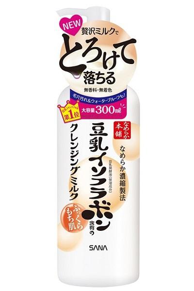 常盤薬品TOKIWAPharmaceuticalなめらか本舗クレンジングミルク
