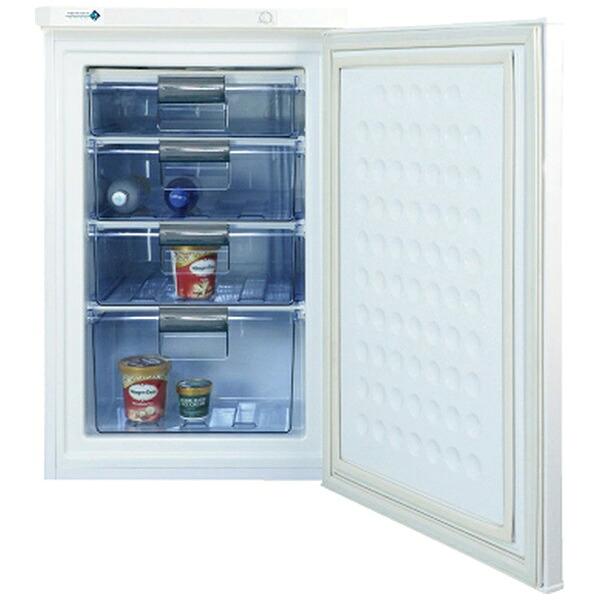 ノーフロストNORFROST冷凍庫ホワイトFFU85R[1ドア/右開きタイプ/86L][FFU85R]