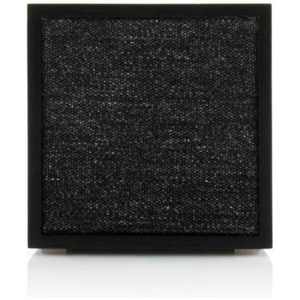 TivoliAudioチボリオーディオWiFiスピーカーCUBEブラック/ブラックCUB1743JP[Bluetooth対応/Wi-Fi対応][CUB1743JP]