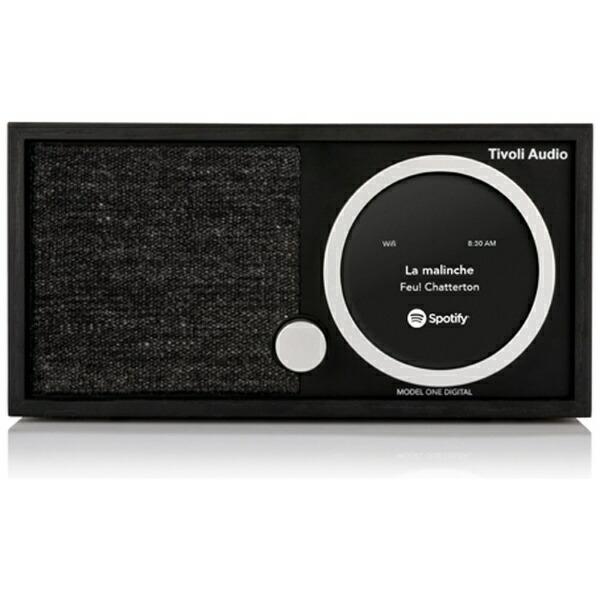 TivoliAudioチボリオーディオWiFiスピーカーブラック/ブラックMOD1749JP[Bluetooth対応/Wi-Fi対応][MOD1749JP]