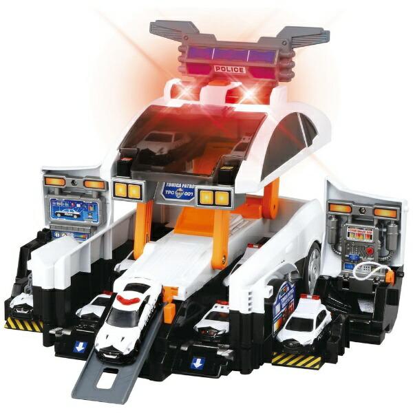 タカラトミーTAKARATOMYトミカビッグに変形!デカパトロールカー