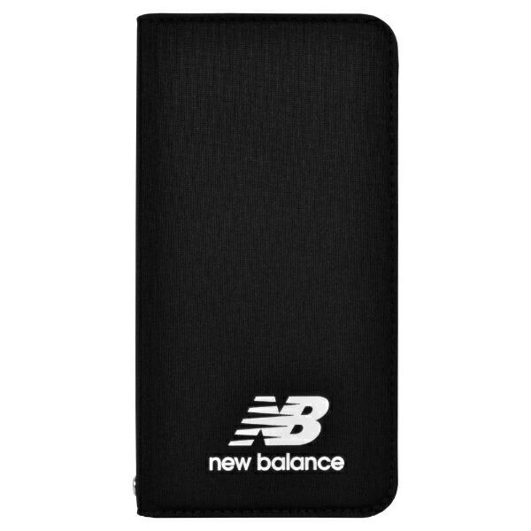 エムディーシーMDCNewBalance[手帳ケース/ブラック]iPhone8md-74257-1
