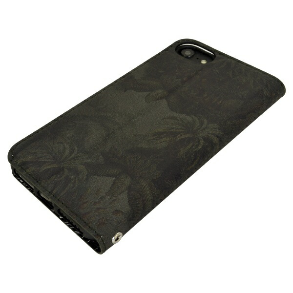 エムディーシーMDCNewBalance[デザイン手帳ケース/Tropical]iPhone8md-74258-1
