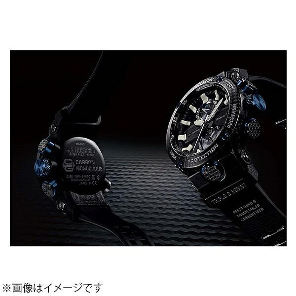 カシオCASIO[Bluetooth搭載ソーラー電波時計]G-SHOCK(Gショック)「GRAVITYMASTER(グラビティマスター)」GWR-B1000-1A1JF