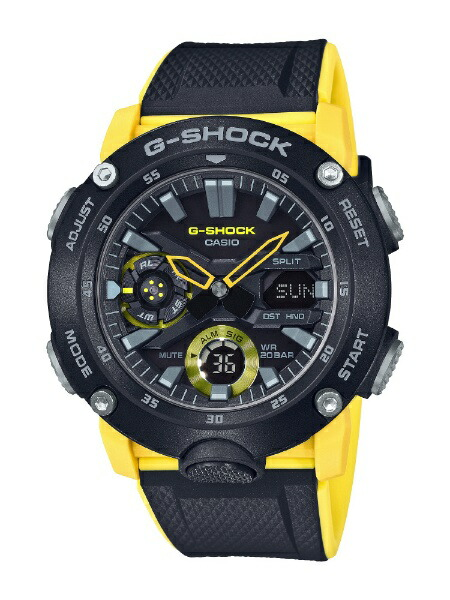 カシオCASIOG-SHOCK(Gショック)GA-2000-1A9JF