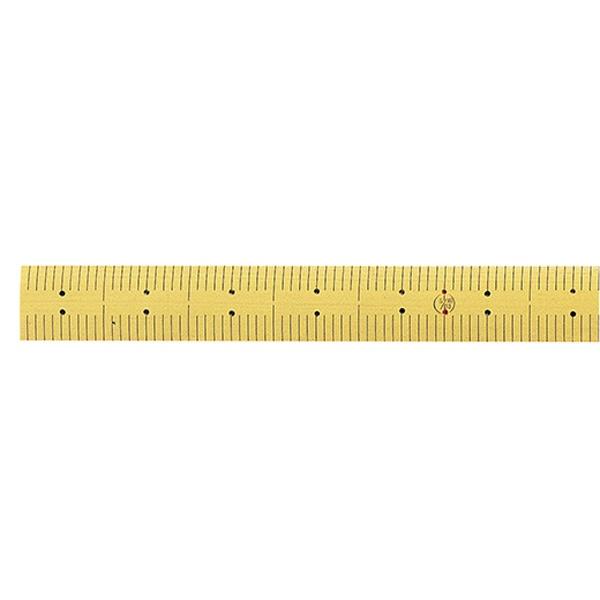 シンワ測定ShinwaRulesシンワ測定竹製ものさしくじら2尺A764-71854