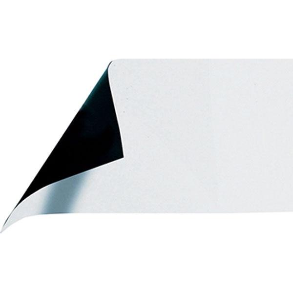 シンワ測定ShinwaRulesシンワ測定マグシートつや無B-白300x100mmA764-72048