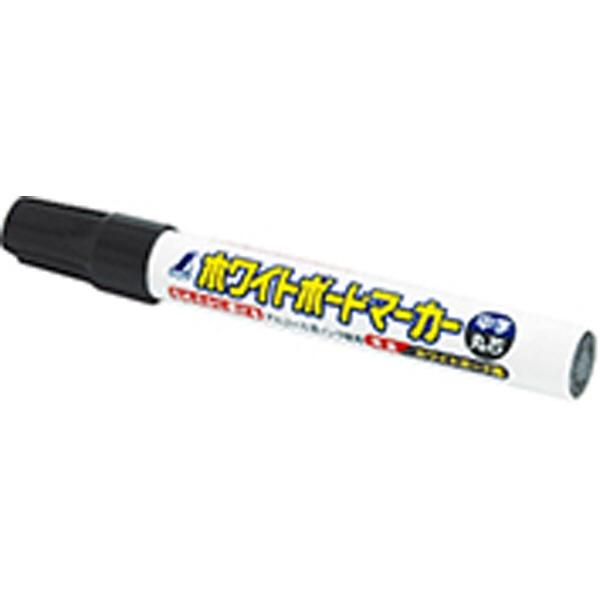 シンワ測定ShinwaRulesシンワ測定ホワイトボードマーカー中字丸芯黒A764-78503