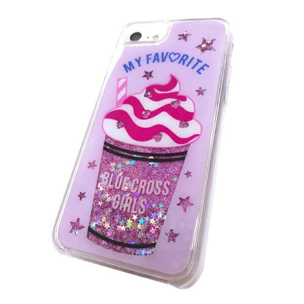 エムディーシーMDCiPhone8/7BLUECROSSgirls[フラッペ]md-74126