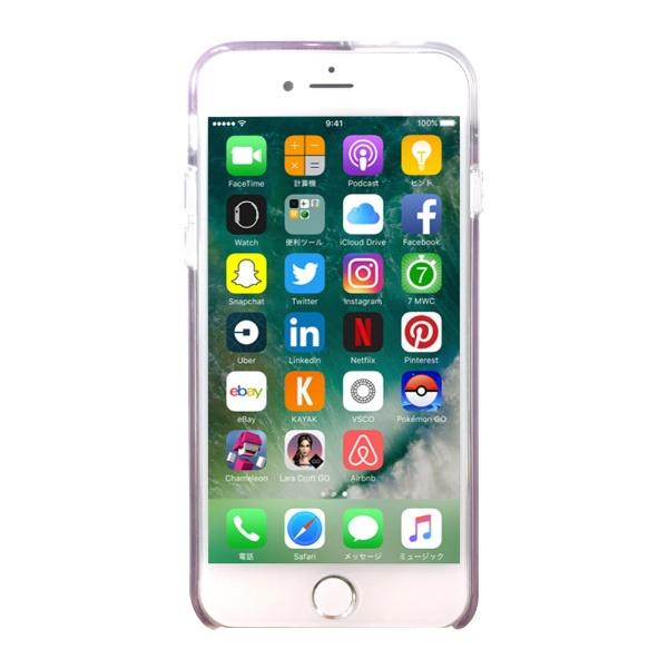 エムディーシーMDCiPhone8/7BLUECROSSgirls[ロゴモチーフ]md-74127