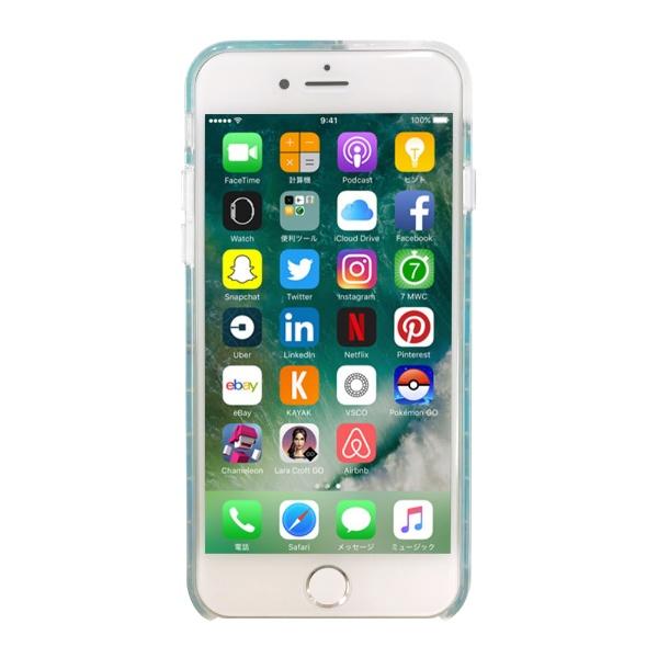 エムディーシーMDCiPhone8/7pomponette[マリン]md-74128