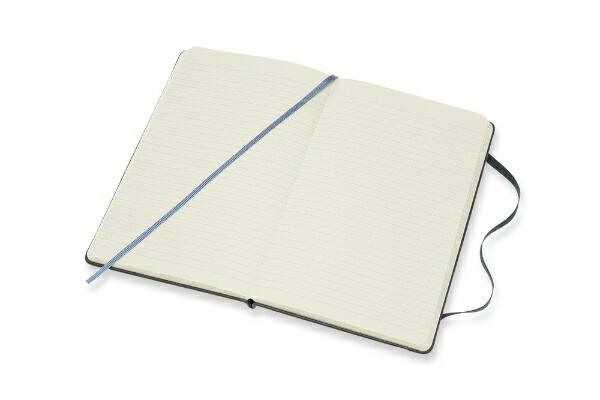 MOLESKINEモレスキン限定版レザーノートブック箱入りLargeルールド(横罫)ブルー