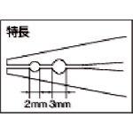 兼古製作所アネックスラバーグリップヤットコかしめタイプ160mm257[257]