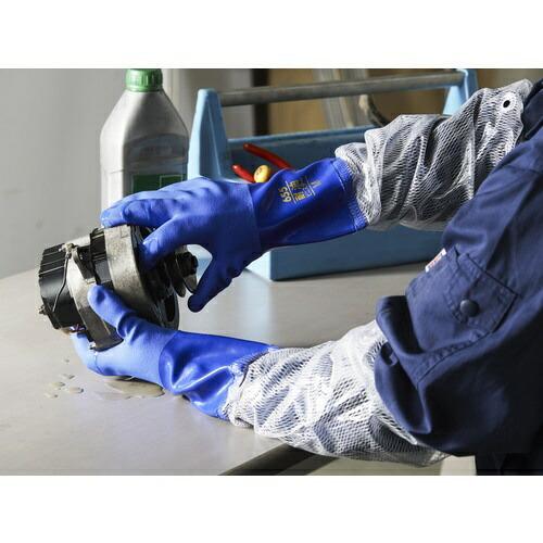 東和コーポレーションTOWACORPORATIONビニスタービニスター腕カバー付耐油L657-L