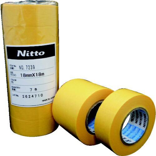 日東Nitto日東和紙マスキングテープNO.723912mmX18M1本10巻入り1950366