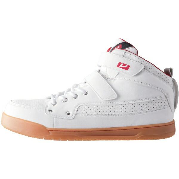 バートルBURTLEバ−トル作業靴809−29−255ホワイト809-29-255