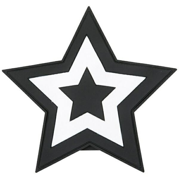 IPHORIAアイフォリアQIワイヤレスチャージャーStarBlackwhite[15677]