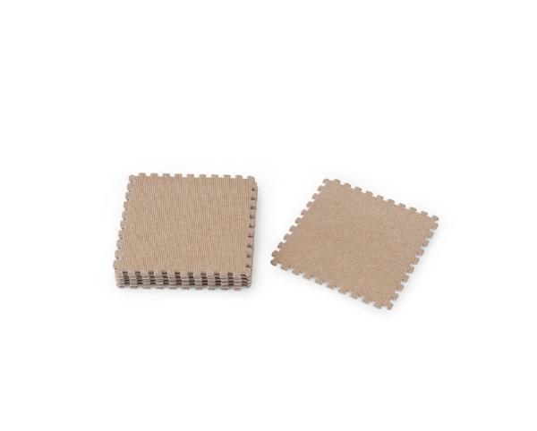 アイリスオーヤマIRISOHYAMAアイリスオーヤマジョイントマットJTM-32(CPT)(32×32×0.6cm×9枚/ブラウン)