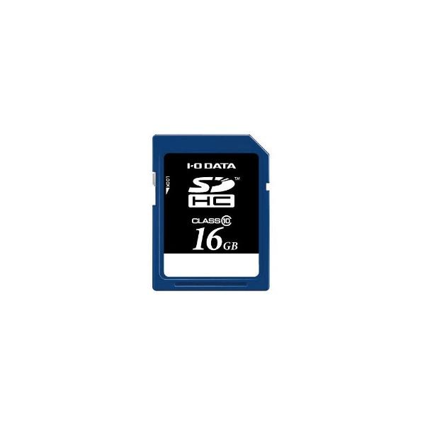I-ODATAアイ・オー・データSDHCカードSDH-TRシリーズSDH-T16GR[16GB/Class10][SDHT16GR]