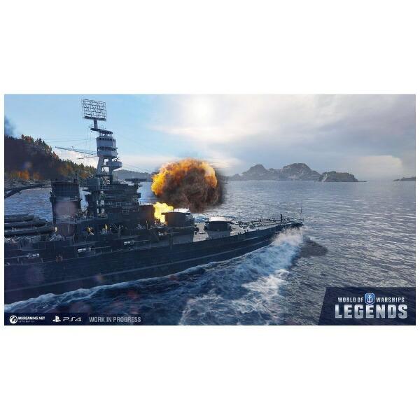 楽天ビック|WARGAMINGNET World of Warships:Legends【PS4】 通販