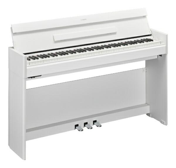 ヤマハYAMAHAYDP-S54WH電子ピアノARIUSホワイトウッド調仕上げ[88鍵盤]