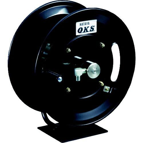 ハタヤリミテッドHATAYAOKS高圧ホースリール耐圧20.5MPa手動巻固定据置き型(ホースなし)HSP-12MB