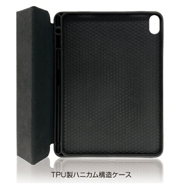 ナカバヤシNakabayashiiPadPro11inch(2018)用ハニカム衝撃吸収ケースTBCIPP1804SLシルバー