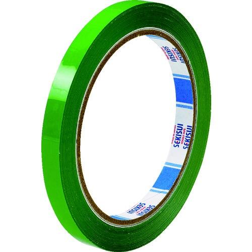 積水化学工業SEKISUI積水バッグシーラーテープHタイプ緑9×50P802M01
