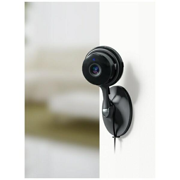 NHN【ビックカメラグループオリジナル】フルハイビジョン200万画素ネットワークカメラTOASTCAM(トーストカム)クラウド録画型V2STAND