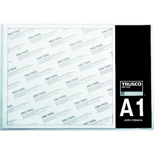 トラスコ中山TRUSCO厚口カードケースA1THCCH-A1
