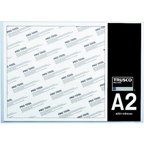 トラスコ中山TRUSCO厚口カードケースA2THCCH-A2