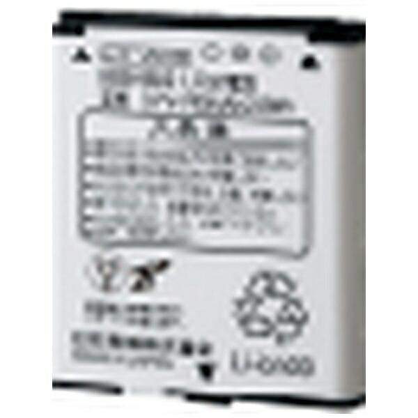 ワイモバイルY!Mobile301JR用電池パック(NBB-9800)