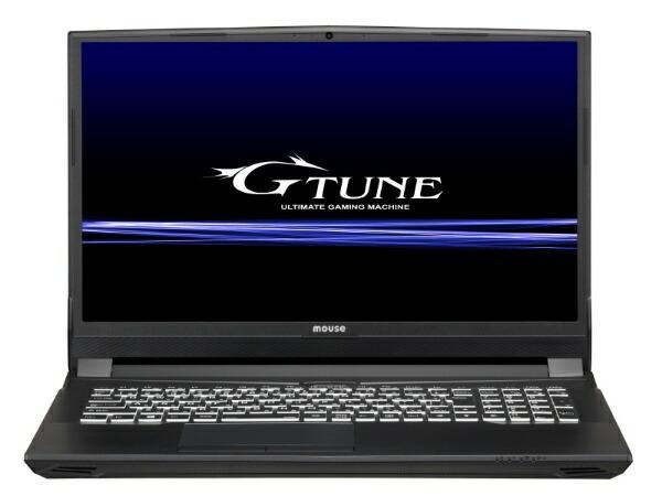 マウスコンピュータMouseComputerG-TUNEゲーミングノートパソコンブラックBC-15GNI87M5H1R26-184[15.6型/intelCorei7/HDD:1TB/SSD:512GB/メモリ:16GB/2019年3月モデル][BC15GNI87M5H1R26184]
