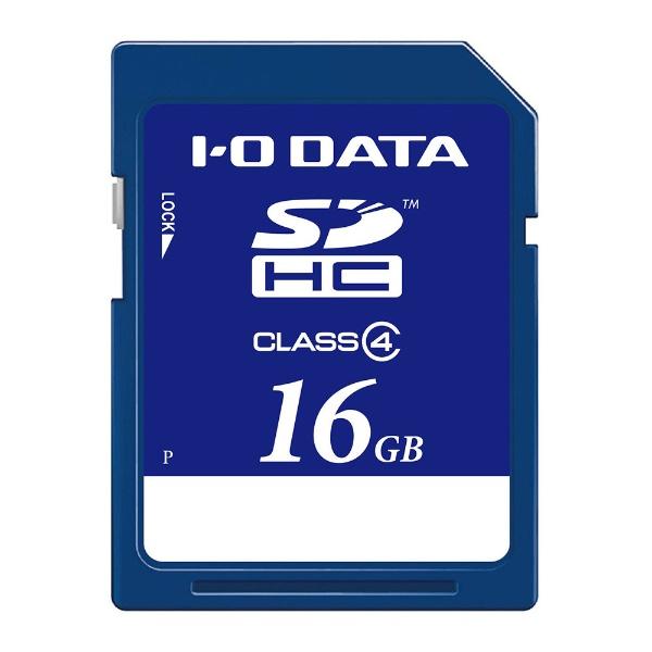 I-ODATAアイ・オー・データSDHCカードSDH-WRシリーズSDH-W16GR[16GB/Class4][SDHW16GR]