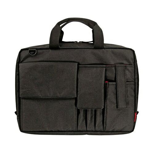 クツワKUTSUWAマルチスマートバッグA4サイズブラック