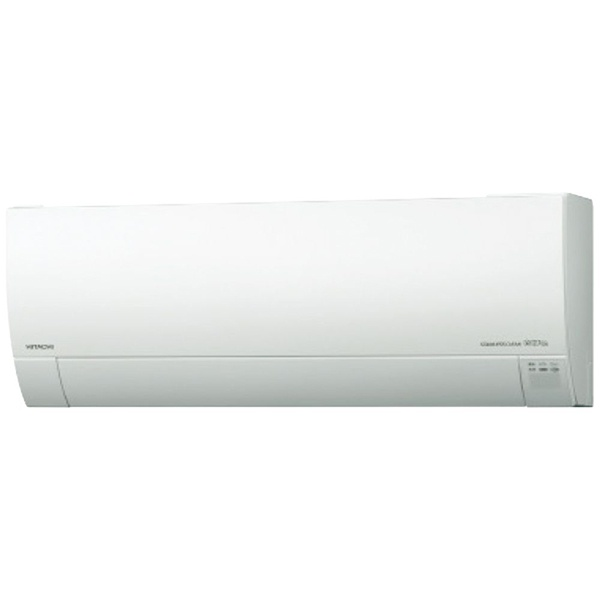 日立HITACHIエアコン10畳RAS-G28J-Wエアコン2019年白くまくんGシリーズスターホワイト[おもに10畳用/100V][RASG28J+RACG28J]