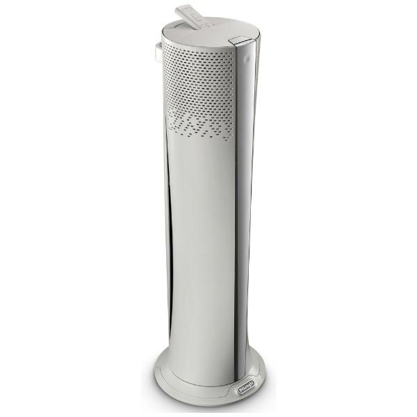 デロンギDelonghiCFX85WC空気清浄機付きファンホワイト[DCモーター搭載/リモコン付き][扇風機CFX85WC]