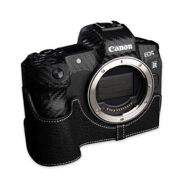 YaMeiTechnologyヤメイテクノロジーキヤノンEOSR用革製カメラボディケースTB06EOSRBKブラックTB06EOSRBKブラック