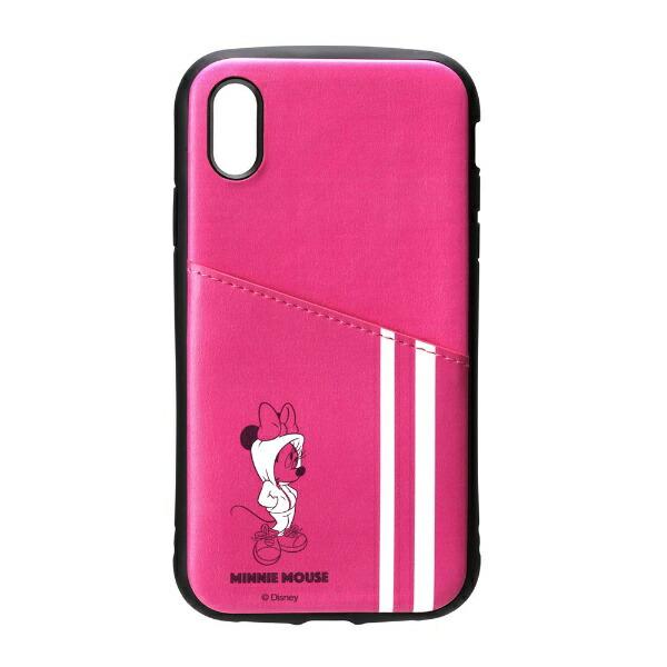 PGAiPhoneXs/X用タフポケットケースPG-DCS685MNEミニーマウス