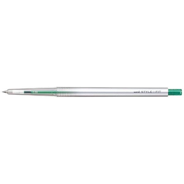 三菱鉛筆MITSUBISHIPENCILスタイルフィットUMN13938グリーン6