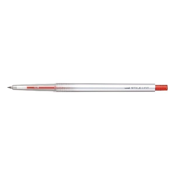 三菱鉛筆MITSUBISHIPENCILスタイルフィットUMN13938レッド15