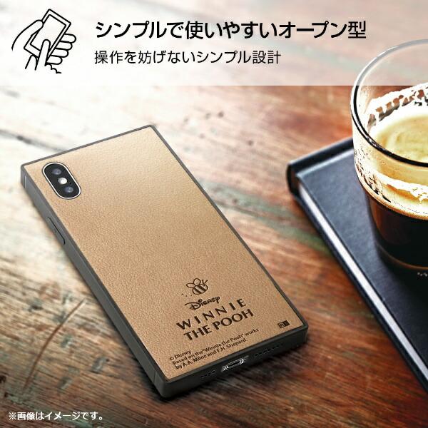 イングレムIngremiPhoneXS/X『ディズニーキャラクター』/耐衝撃オープンレザーケースKAKUIS-DP20KOL1/MK1ミッキー