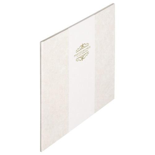 ハクバHAKUBAレイヤードSQ台紙No.3056切サイズ2面(角×2枚)ホワイトM305LD-6-2WTホワイト[タテヨコ兼用/六切サイズ/2面]